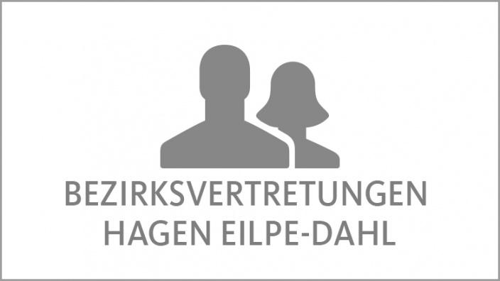 Bezirksvertretungen Hagen Eilpe-Dahl