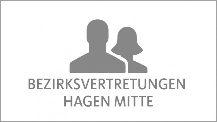 Bezirksvertretungen Hagen Mitte