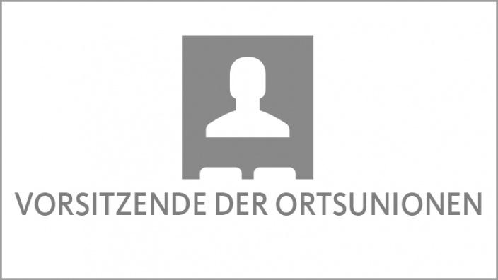 Vorsitzende Der Ortsunionen