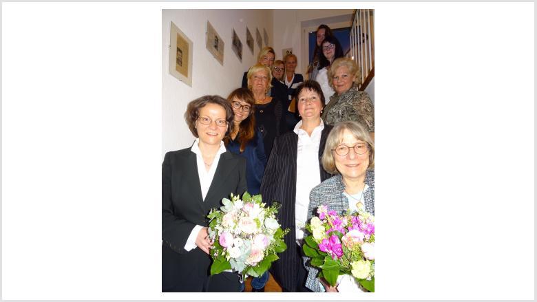 Stabwechsel im Kreisvorstand der Hagener FrauenUnion