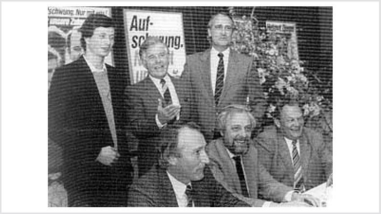 Die Hagener Bürgermeister von der CDU